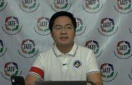 IATF, umapila sa publiko na suportahan ang magiging desisyon ni Pangulong Duterte kung aalisin o palalawigin pa ang Luzonwide ECQ