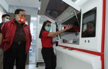 Karagdagan pang mga Covid testing centers, bubuksan ng Phil. Red Cross