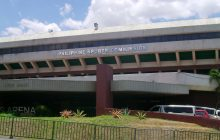 Conversion ng Philippine Sports Arena o ULTRA sa Pasig City bilang Covid-19 facility natapos na - DPWH