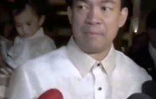 Pagdinig ng DOJ sa reklamo laban kay Senador Koko Pimentel, pansamantalang itinakda sa May 20
