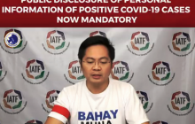 Rekomendasyon ng IATF kay Pangulong Duterte sa pagtatapos ng ECQ sa April 30, kasalukuyang binabalangkas