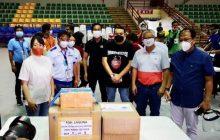 Alonte Sports Arena sa Biñan City, Laguna, gagawing Mega-quarantine facility