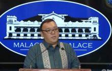 Malakanyang, nakatutok sa buong bansa sa pagpapalit ng Quarantine level kasabay ng pananalasa ng Bagyong Ambo