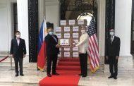 Estados Unidos, nag-donate ng 100 bago at State-of-the-Art ventilators sa Pilipinas