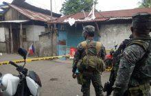 Pulis na nabaril sa shoot-out sa Zamboanga city, pumanaw na