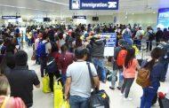 Bilang ng mga tauhan ng Bureau of Immigration na nagpositibo sa Covid-19, umabot na sa 46