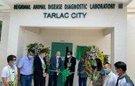 Bagong animal disease diagnostic laboratory na ipinagkaloob ng US, pinasinayaan sa Tarlac City