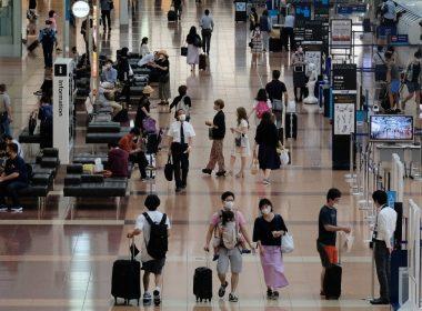 Japan, ikinukonsidera nang luwagan ang restriksyon sa pagpasok sa kanilang bansa sa susunod na buwan