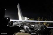 Mga kadete, kabilang sa 22 nasawi sa pagbagsak ng Ukraine military plane