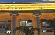 Mga tauhan ng Immigration na dawit sa Pastillas scheme, papatawan ng DOJ ng Administrative disciplinary action
