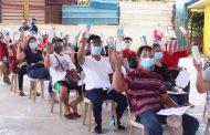 400 mga tindero sa Community market at grocery store sa Bacoor city, sumailalim sa swab test