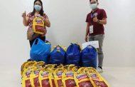 Mahigit 3,000 school bags na may lamang school supplies, ipinamahagi sa mga mahihirap na estudyante sa Imus City, Cavite