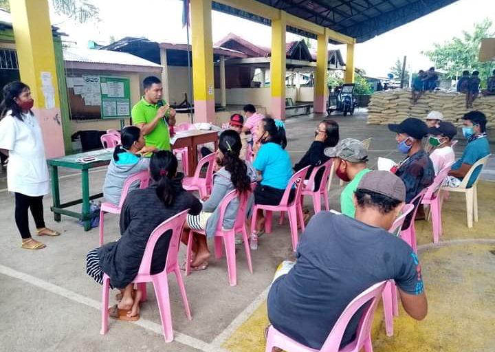 Ilang magsasaka sa Occidental Mindoro, sumailalim sa 2 days training para sa Organikong Agrikultura