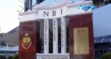 Julia Barretto, naghain ng reklamo sa NBI laban kay Jay Sonza