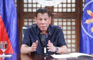 Pangulong Duterte, muling haharap sa publiko mamayang gabi
