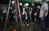 Walong palapag na gusali ipatatayo ng QC government