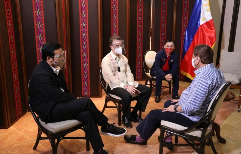 Cong. Lord Allan Velasco, hindi pa rin tiyak na makukuha ang Speakership kahit namagitan pa si Pangulong Duterte