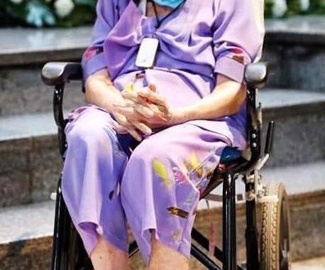 Centenarian na lola sa Imus, Cavite, binigyang pagkilala