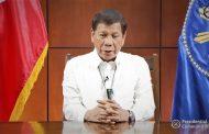 Publiko, pinasalamatan ng Malakanyang sa mataas na Trust at Approval rating ni Pangulong Duterte sa gitna ng Covid-19 Pandemic
