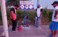 Mga bike repair station inilagay ng mga opisyal ng SK sa Bacao 2, General Trias City, para sa mga siklista sa kanilang lugar