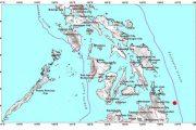 5.3 magnitude na lindol,naitala sa Surigao del Sur - PHIVOLCS