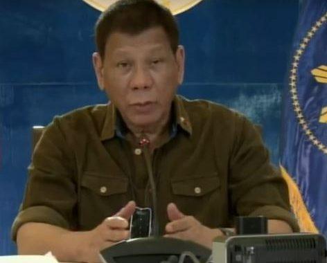 NCR at limang iba pang lugar sa bansa, mananatiling nasa General Community Quarantine mula November 1 hanggang 30 - Pangulong Duterte