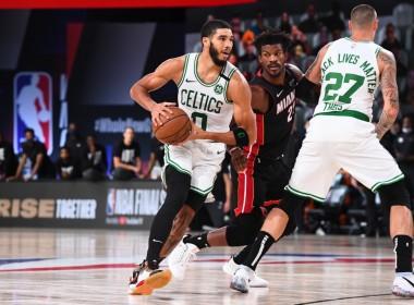 Kontrata ni Jayson Tatum ng Boston Celtics at Donovan Mitchell ng Utah Jazz, na-extend