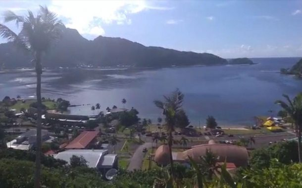 Samoa island, nakapagtala ng unang kaso ng Covid-19