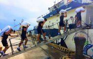 Isa pang barko ng PCG patungong Catanduanes para maghatid ng relief supplies sa mga naapektuhan ng Bagyong Rolly