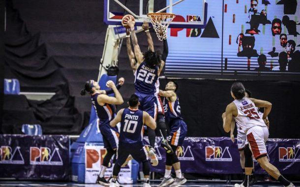 Meralco at TNT tumabla sa serye ng Best of Five semifinals