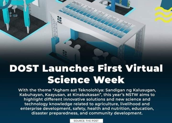 2020 National Science and Technology week, matagumpay na naidaos