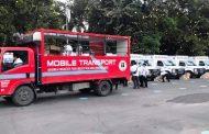 Mga bagong ambulansya na binili ng Manila LGU dumating na