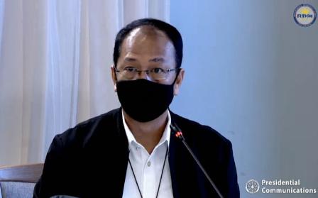 Pamahalaan magsasagawa ng massive information campaign para mahikayat ang publiko na tanggapin ang anti COVID- 19 vaccine - Malakanyang