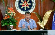 Unang pulong ng IATF ngayong taon, ipinatawag ni Pangulong Duterte sa Davao