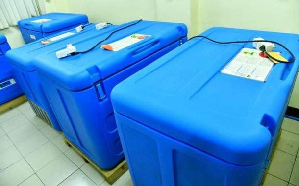 Mandaluyong LGU, ininspeksyon ang cold storage facilities para sa COVID-19 vaccines