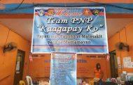 """2 Barangay sa Caloocan City, nakinabang sa """" PNP Team, Kaagapay Ko """" Program ng NCRPO"""