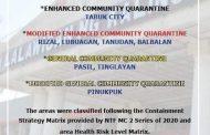Iba't-ibang munisipalidad sa Kalinga, muling isasailalim sa community quarantine sa loob ng 14 na araw