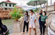 Tourism Secretary Bernadette Romulo Puyat, bumisita sa Bataan