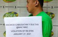 High value target ng PDEA, arestado sa buy bust operation