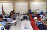 Blood letting activity ng Pangasinan Police Provincial Office, naging matagumpay