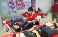 Mobile Blood Donation, isinagawa ng Phil. Red Cross sa Santa Rosa, Laguna