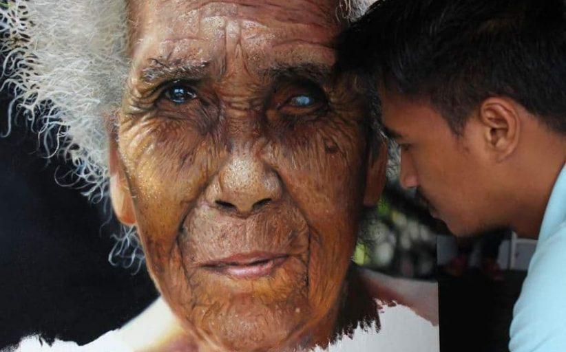 Hyper realistic artworks, gawa ng isang dating naglalako ng pandesal sa Pangasinan