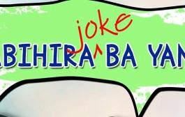 Pambihira, Joke Ba Yan