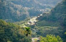 Landmarks sa Banaue Rice Terraces!