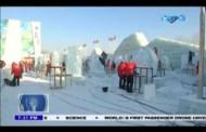 Ice Sculpture Competition sa China, Dinaluhan ng Ibang mga Bansa.