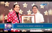 Kuya Germs dies at 82