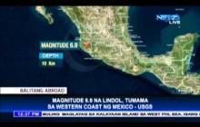 Mexico, niyanig ng lindol
