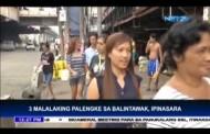 Mga Palengke sa Balintawak, Pinasara ng QC Government