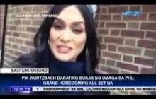 MMDA naghanda ng alternative route sa pagdating ng Miss Universe