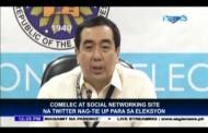 Tie-up ng COMELEC at Twitter, plantsado na!